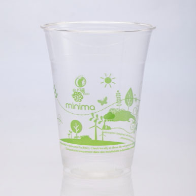 Plastic Ice Cups - 16oz