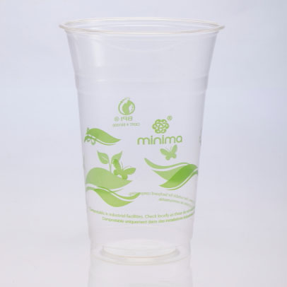 Plastic Ice Cup 20oz