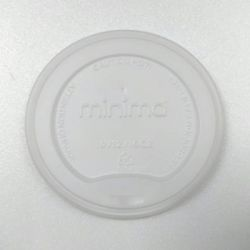 12oz CPLA Hot Cup Lid (minima)