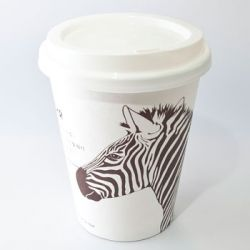 The Zebra Design Cup