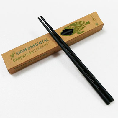 Eco-Friendly Chopsticks - Black